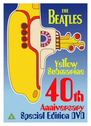 yellow submarine advert